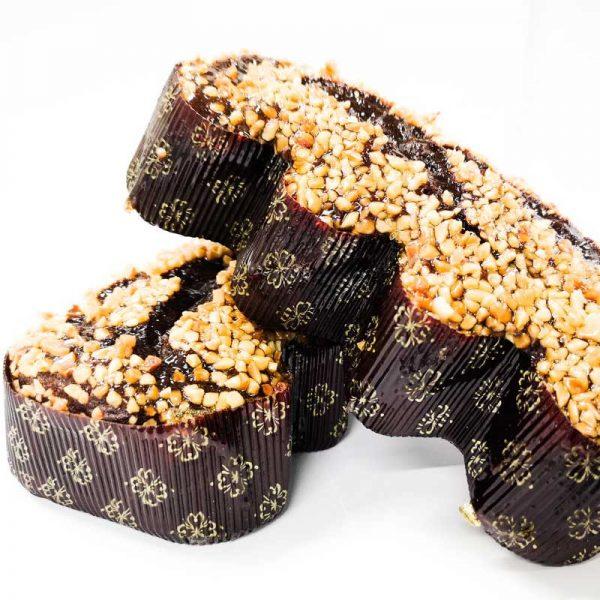 Bizcocho de chocolate al estilo tradicional