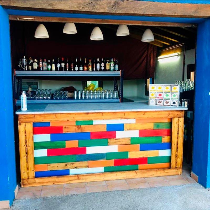 Bar y cocina abiertos de 8:30 a 22:30